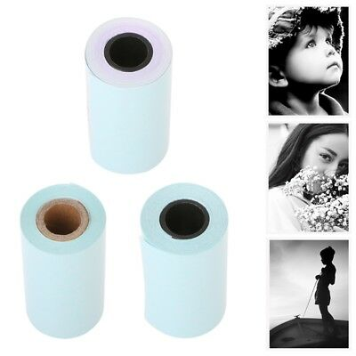 1Pc Printing Roll Paper Sticker Compatible With Portable PAPERANG P1 Printer Hot