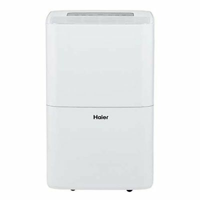 Haier Energy Star 70-Pint 2 Speed 1500 SF Low Temp Dehumidifier (For Parts)