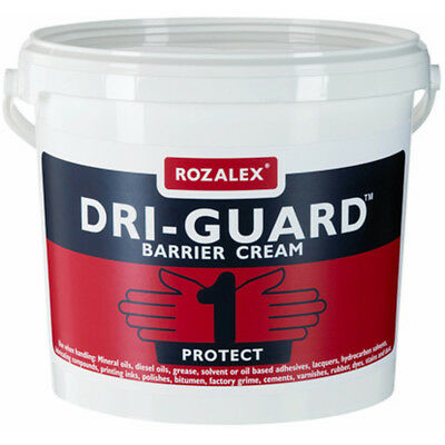 Rozalex Dri-Guard Barrier Cream 5 litre tub