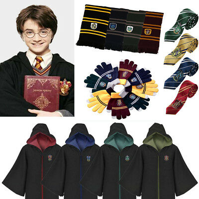 Harry Potter Grifondoro Serpeverde Costume Mantello/Sciarpa/Cravatta Uniforme