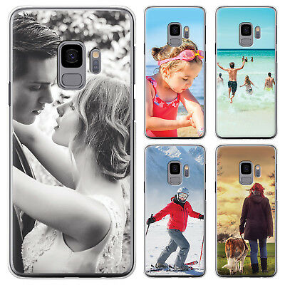 Personalised Custom Photo Phone Case For Samsung Galaxy Image Collage Gel Cover