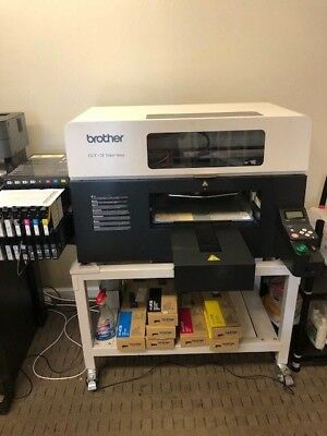 Brother GT381 Series Direct to Garment Printer & ViperOne Pretreatment Station