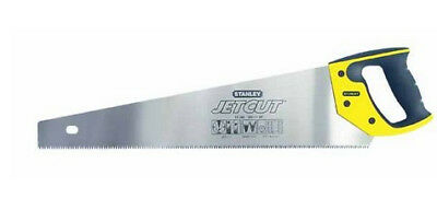 Stanley 2-15-288 2-15-288 500mm Black,Stainless steel,Yellow hand saw JetCut