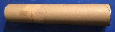 """CYLINDRICAL MAILING TUBES 20"""" x 4"""" - USED $2.00 - 27 Tubes Available"""