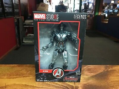 2018 Hasbro Marvel Legends The First Ten 10 Years ULTRON Action Figure MOC