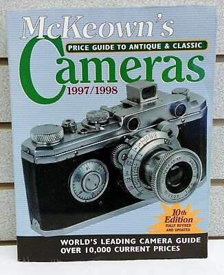 McKeown's Price Guide to Antique & Classic Cameras 1997/1998 10th Edition