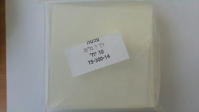 Dental Sheet Material 10pcs For Vacuum-Forming Of Trays for Whitening Bleaching