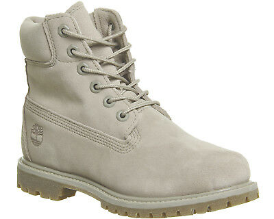 715a978bf2f9 Mens Timberland Beige Leather Lace Up Ankle Boots Size UK 7  Ex Display New  with Defects.See below for more info.