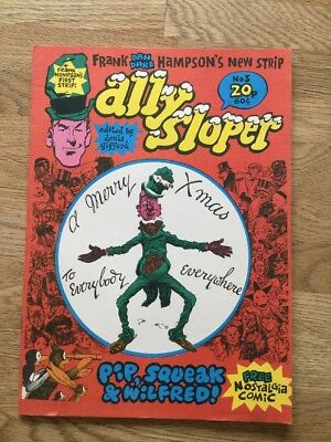 Ally Sloper Edited By Denis Gifford No 3 1976