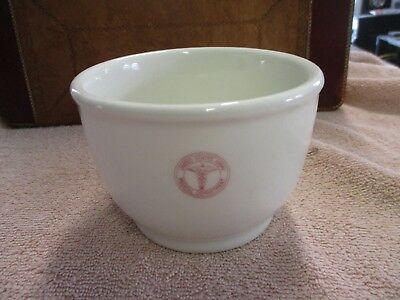 United States Army MEDICAL Department Bowl TEPCO VITRIFIED CHINA 1920-1950s