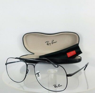 d9934ba20a1 Brand New Authentic Ray Ban RB 6389 Eyeglasses RB6389 2509 Black Frame