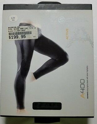 SKINS Women's A400 Compression Long Tights, New w/Tag, Sz Large NH, Under Amour