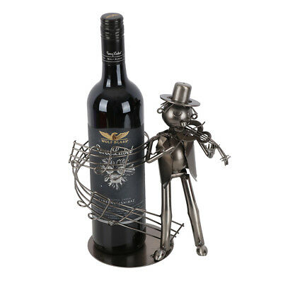 Violinist Wine Bottle Holder | Gift Idea, Wine Lovers, Quirky, Unique