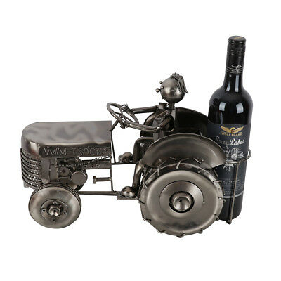 Tractor Wine Bottle Holder | Gift Idea, Wine Lovers, Quirky, Unique