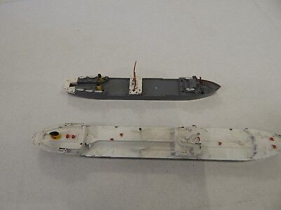 Triang 1/1200 diecast ships S S Viking and S S Varicella
