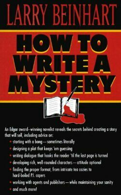 WRITING THE MYSTERY Paperback Book - $12 99 | PicClick