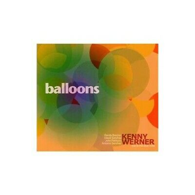 Kenny Werner - Balloons - Kenny Werner CD 72VG The Cheap Fast Free Post The