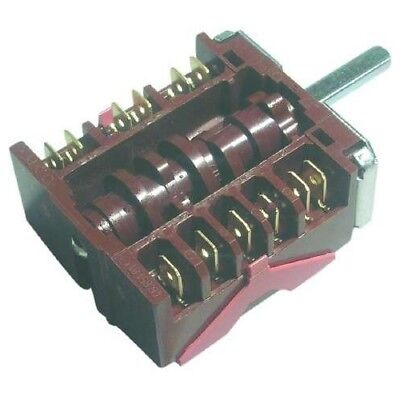 Original FUNCTION SELECTOR SWITCH OVEN For Delonghi 605374