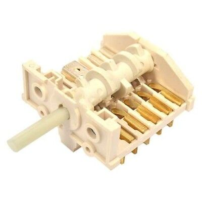 Original FUNCTION SELECTOR SWITCH MAIN OVEN For Delonghi 4492193