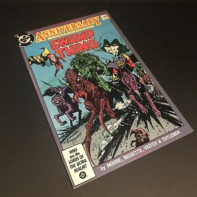 Swamp Thing 50 - 1st Justice League Dark