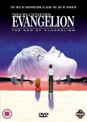 Neon Genesis Evangelion - The End Of Evangelion [2002] [DVD] -  CD EHVG The Fast