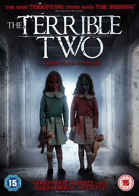 The Terrible Two DVD (2018) Donny Boaz, Lewis (DIR) cert 15 ***NEW***