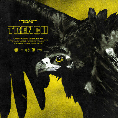 "Twenty One Pilots : Trench VINYL 12"" Album 2 discs (2018) ***NEW***"