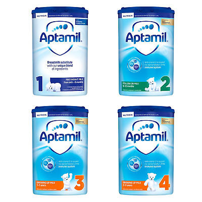 Aptamil Milk Powder 800g