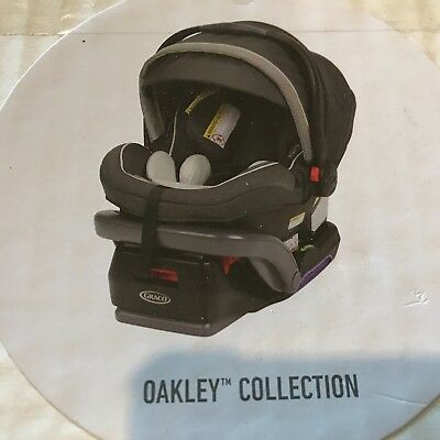 Graco SnugRide SnugLock 35 Elite Infant Car Seat Oakley New 5 Star Rating 217