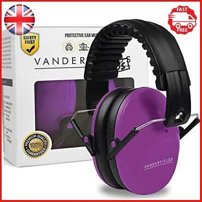 Ear Defenders for Kids Toddlers Children Babies - Hearing Protection Earmuffs &