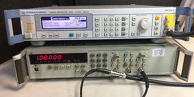 Hp 5334A Universal Counter, 100 Mhz