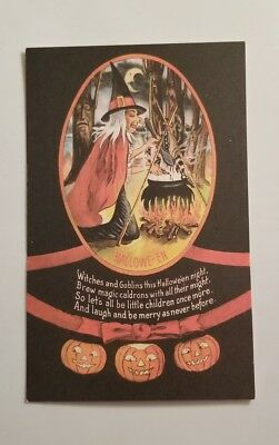 Halloween (Reproduction) Witches and Goblins This Halloween Night!!