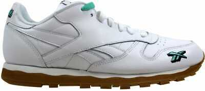 eb4feb018c2 Reebok Classic Leather 3AM Atlanta White Primal Red-Aviator DV4707 Men s SZ  10.5