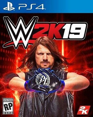 WWE 2K19 for PlayStation 4 [New PS4]