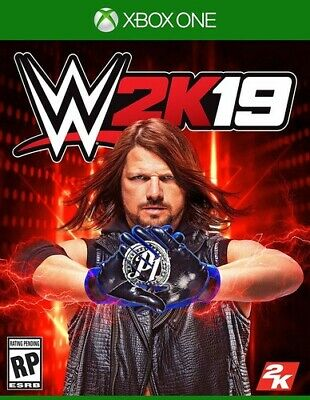 WWE 2K19 for Xbox One [New Xbox One]