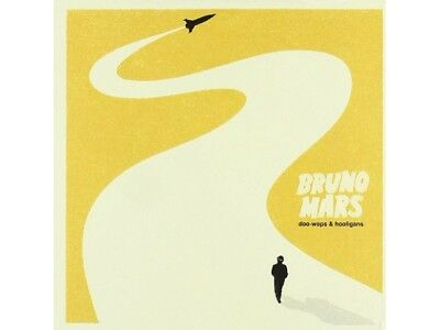 Doo-Wops & Hooligans [Audio CD] Bruno Mars - GUT