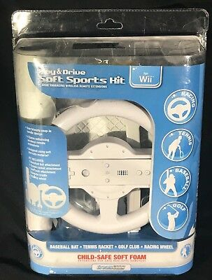 dreamGEAR Soft Sports Kit - for Wii  DGWII-1058