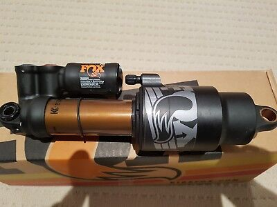 Fox Shox Float X2 Factory Kashima Air Shock - Matte Black - 8.5x2.75 (222x70mm)