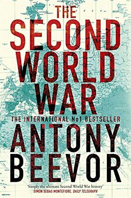 The Second World War by Beevor, Antony Book The Cheap Fast Free Post