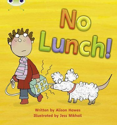 Bug Club Phonics Bug Set 08 No Lunch! by Hawes, Alison Paperback Book The Cheap