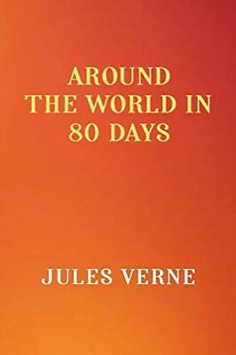 Around the World in 80 Days by Verne, Jules Book The Cheap Fast Free Post