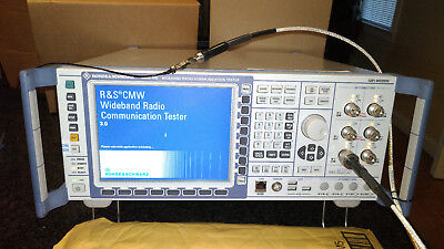 Rohde and Schwarz CMW500 Wideband Radio Communication Tester 107251