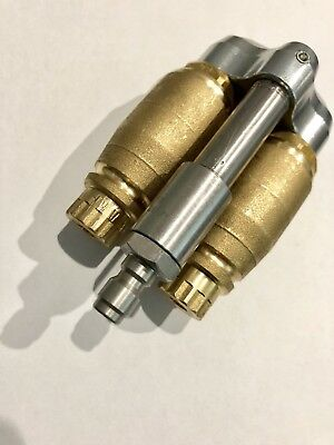 Double Barrel Root Cutter Turbo with Extention