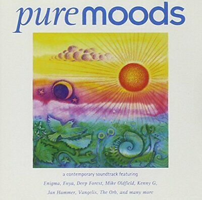 Various - Pure Moods - Various CD JQVG The Cheap Fast Free Post The Cheap Fast