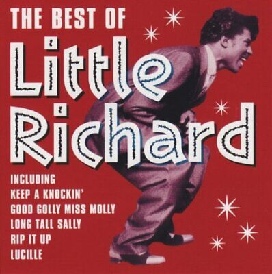 Little Richard - The Best Of - Little Richard CD 7PVG The Cheap Fast Free Post
