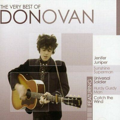 Donovan - The Very Best Of Donovan - Donovan CD 7OVG The Cheap Fast Free Post