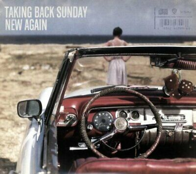Taking Back Sunday - New Again - Taking Back Sunday CD 4MVG The Cheap Fast Free