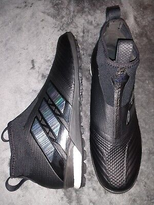 the latest 6d668 9cb32 Adidas Mens Ace Tango Purecontrol Black BY1942 Size 11.5 Ultra Boost NEW