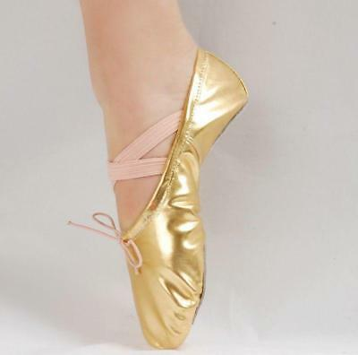 new hot sale Dancing Flats Ballerina Belly Dance Comfortable Shoes plus size