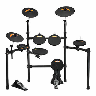 NEW NUX DM4 Electric 9 Piece Electronic Drum Kit